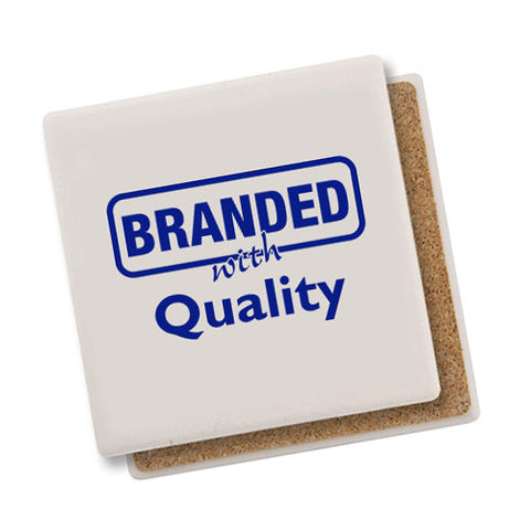 Personalized Aquaguard Coaster (Q66260) -  - 1