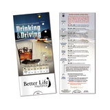 Pocket Slider: Drinking & Driving  Imprinted with Logo (Q665511)