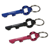 Custom Key?Shape Bottle Opener Key Ring (Q70450) -  - 1