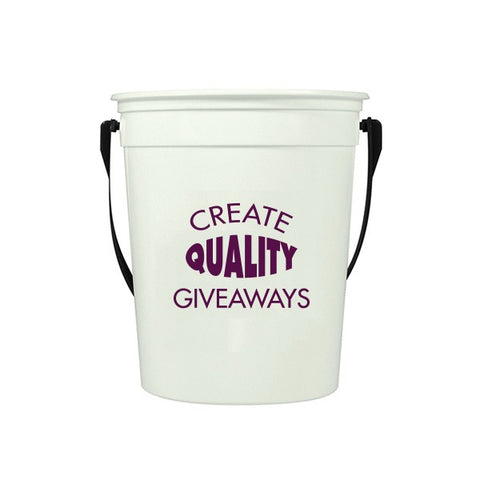 32 oz. Glow in the Dark Pail with Handle (Q709511)