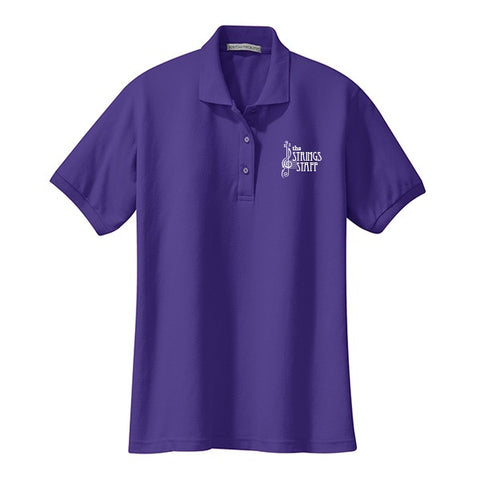 """9d935ed4 Port Authority   Ladies Silk Touch """"  Polo - Polo Shirts with Logo - Q713255"""