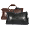Custom Falls Canyon Cabin Leather Duffel (Q718465) -  - 1