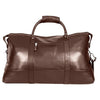 Custom Falls Canyon Cabin Leather Duffel (Q718465) -  - 3