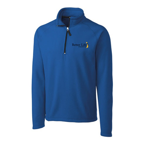 Clique Men's Summit Half Zip Microfleece (Q72742)