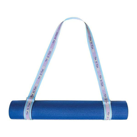 Yoga Mat Carry Straps With Woven Label (Q751811)