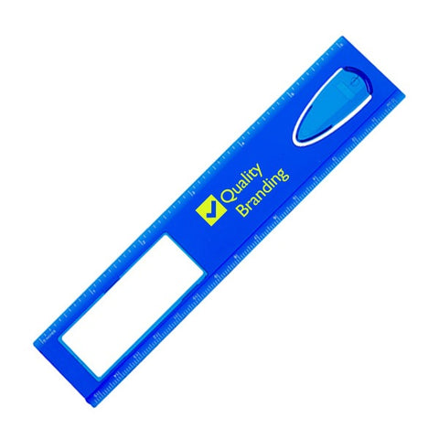 6 Inch Magnifier Ruler With Bookmark (Q777611)