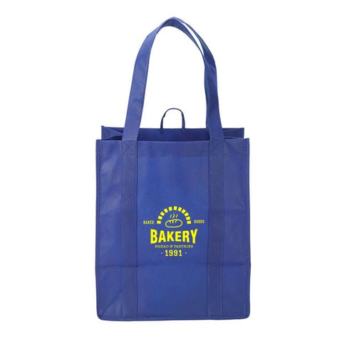 90gsm Non-Woven PP Wide Tote Bag (Q793311)