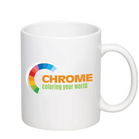 4-Color Process Mugs (11 oz.) (Q799311)