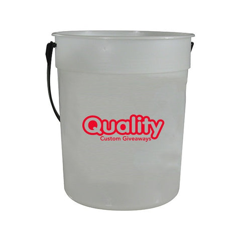 87 oz. Glow in the Dark Pail with Handle (Q809511)