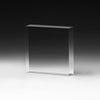 "PhotoImage® Square Paperweight (4"" x 4"" x 3/4"") (Q813465)"