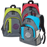 600D Padded Backpack (Q835311)