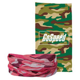 Seamless Camo Bandannas  with Logo (Q844411)