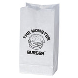 Promotional Peanut Bag - White (Q845765) -  - 1
