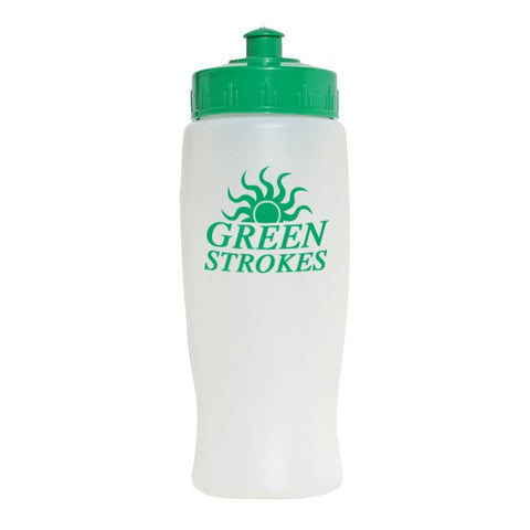 24 Oz. Carmel Sports Bottles (Q863811)