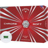Callaway® Chrome Soft  Imprinted with Logo (Q871311)