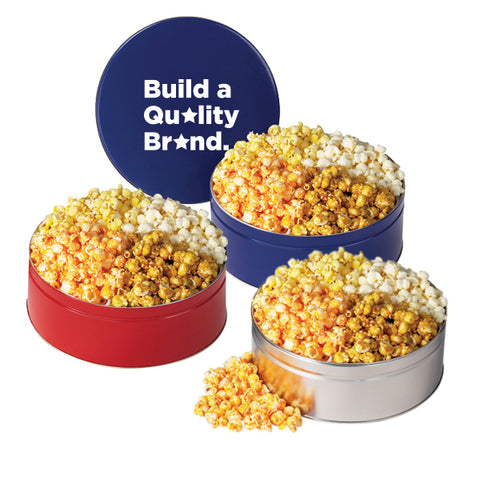4 Way Popcorn Creations - Extra Large Round Gold (Q875511)