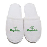 Plush Slipper  Imprinted with Logo (Q883965)