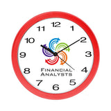 "10"" Economy Wall Clocks  with Logo (Q893611)"