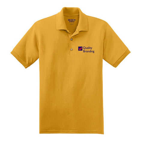 f1b277bd0 Gildan® - DryBlend® Jersey Knit Sport Polo Shirt (6oz) - Polo Shirts with  Logo - Q894311
