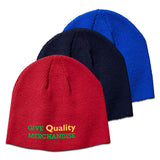Promotional Big Accessories Knit Beanie (Q900865) -  - 1