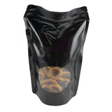 Salted Mini Pretzels in Tent Bags  Imprinted with Logo (Q902411)