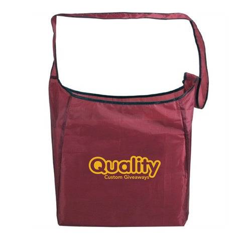 c6e3bc73a Rpet Fold-Away Sling Bag - Tote Bags with Logo - Q917611