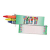 3 Pack Kids Wax Crayons (Q918411)