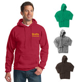 Port & Company® Tall Essential Fleece Pullover Hooded Sweatshirts (9 oz.)  with Logo (Q921411)