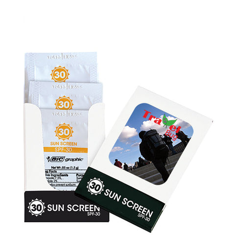 Custom Sunscreens