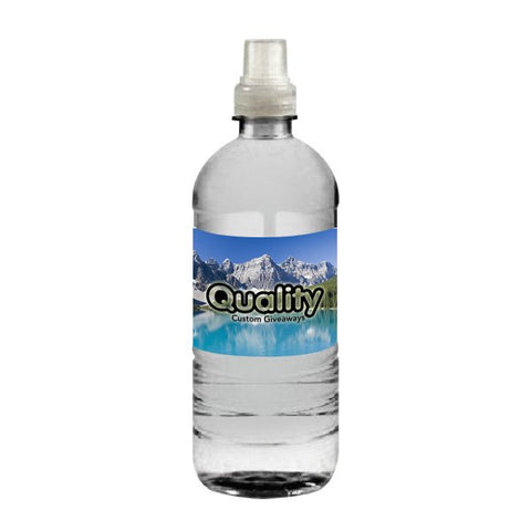 20 oz. Bottled Water (Q951611)