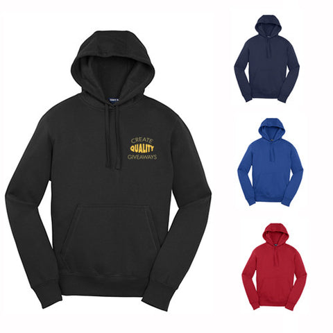 Personalized Sport-Tek® Pullover Hooded Sweatshirt (Q95676) -  - 1