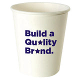 Custom Paper Hot Cup (8 oz) (Q96584) -  - 1