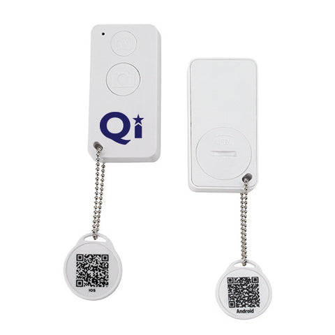 ABS Plastic Self Snap Photo Remote (Q977411)