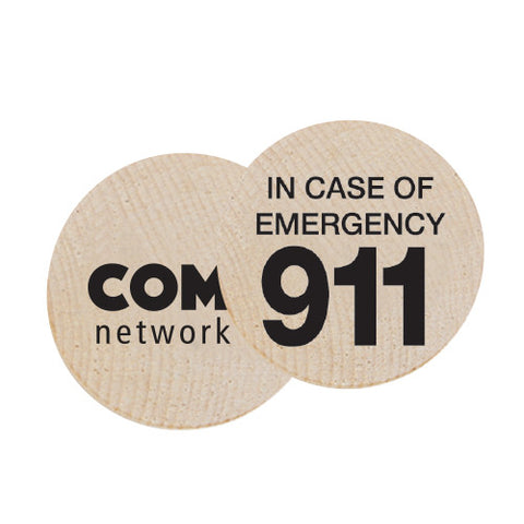 911 Wooden Nickels (Q978411)