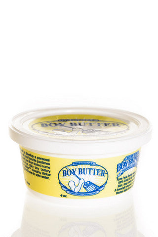 Boy Butter Original Personal Lubricant - 4 oz. Boy Butter Lubricants, Creams & Glides daily deals