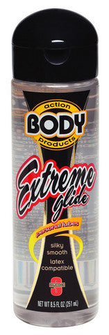 Extreme Glide Lubricant - 4.8 oz. Body Action Lubricants, Creams & Glides daily deals