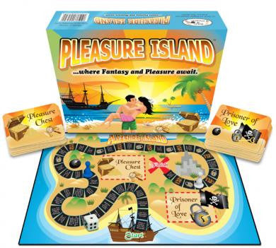 Pleasure Island Ball & Chain Games