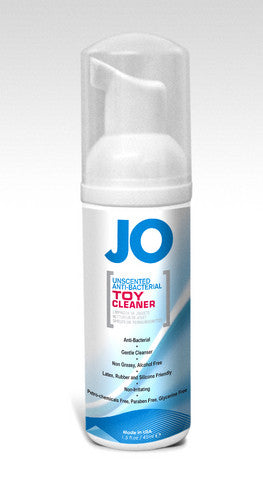 Jo Unscented Anti-Bacterial Travel Toy Cleaner - 1.7 oz. System Jo Toy Cleaners