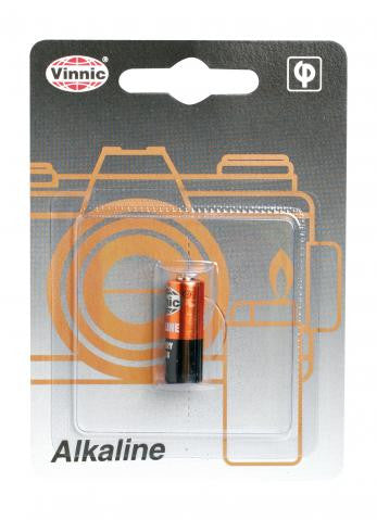 Vinnic 1.5 V Battery Battery - Blister Card Pipedream Batteries