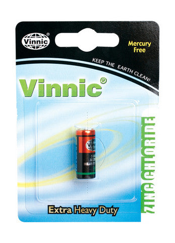 Vinnic 12 V Battery Battery - Blister Card Pipedream Batteries