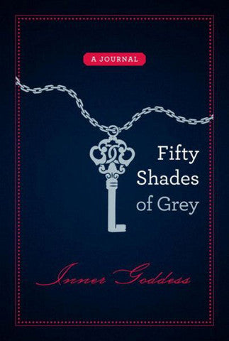 Fifty Shades Of Grey Inner Goddess Journal