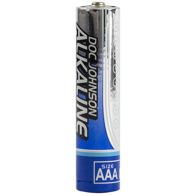 Doc Johnson Alkaline AAA Batteries Doc Johnson Batteries