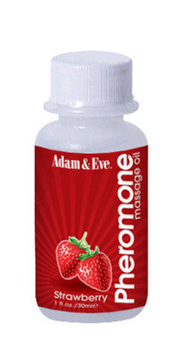 Adam and Eve Pheromone  Massage Oil - 1 Oz. Adam and Eve Lubricants, Creams & Glides Pheromone