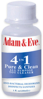 A&e 4-in-1 Pure and Clean Toy  Cleaner - 1 Fl. Oz.