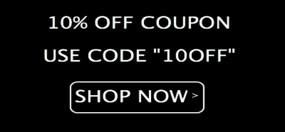 "10% off Coupon - Use Code ""10OFF"""
