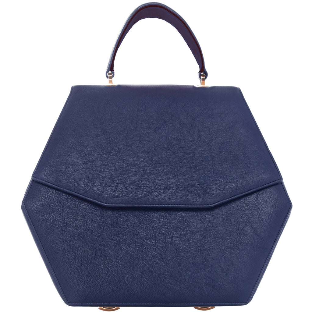 structured leather bag, luxury leather bag, italian calf leather bag, new york leather bag
