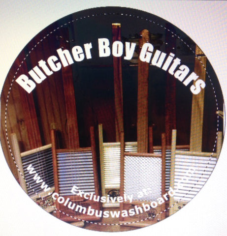 Butcher Boy Guitars