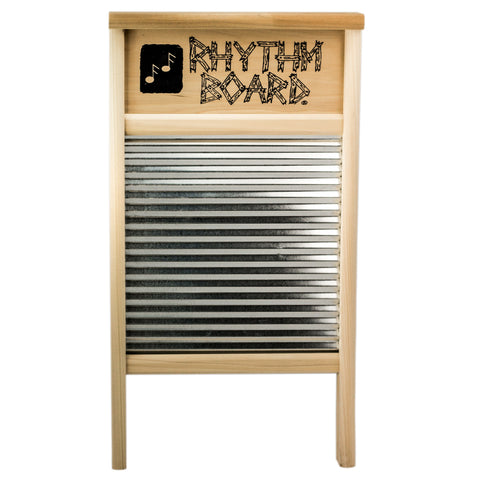 Rhythm Board Handmade Washboard