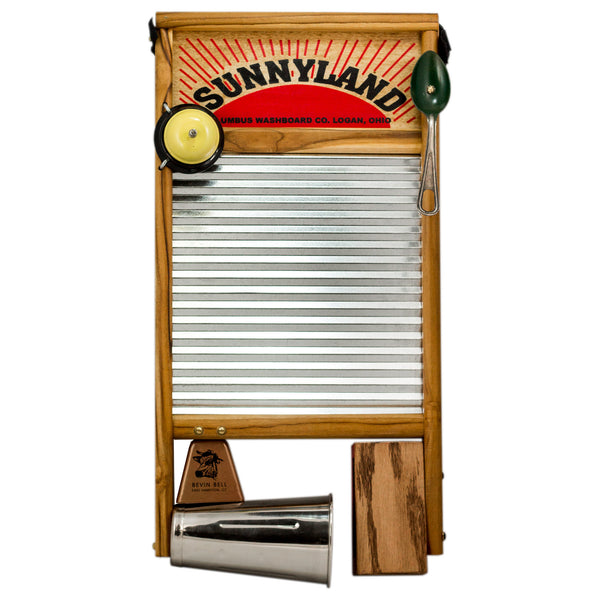 Musical Washboard