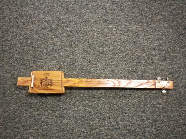 Butcher Boy, Cigar Box 3 String Guitar